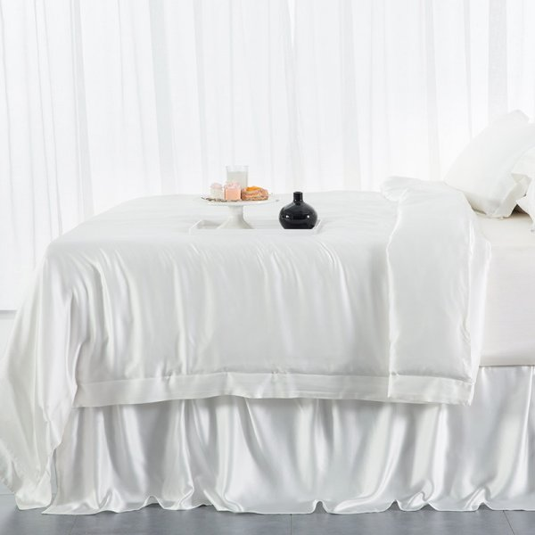 19 Momme Silk Duvet Cover