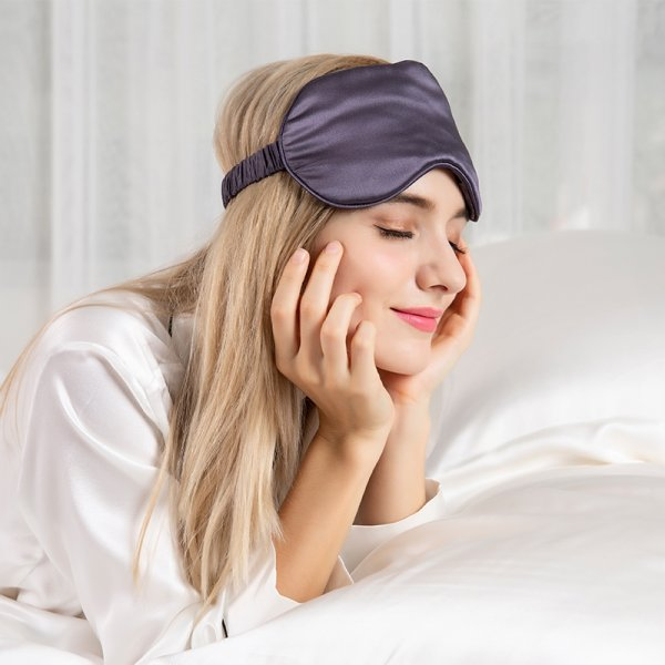 22 Momme Luxurious Silk Sleeping Eye Mask