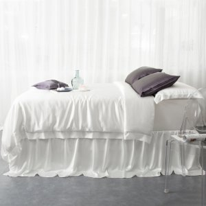 22 Momme 4PCs Flat Sheet Set