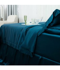 19 Momme 4PCs Flat Sheet Set
