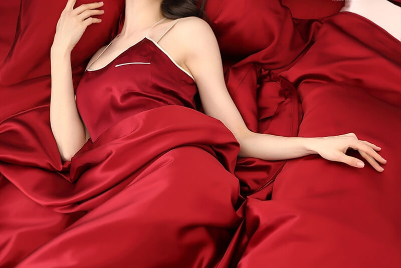 benefits of silk sheets