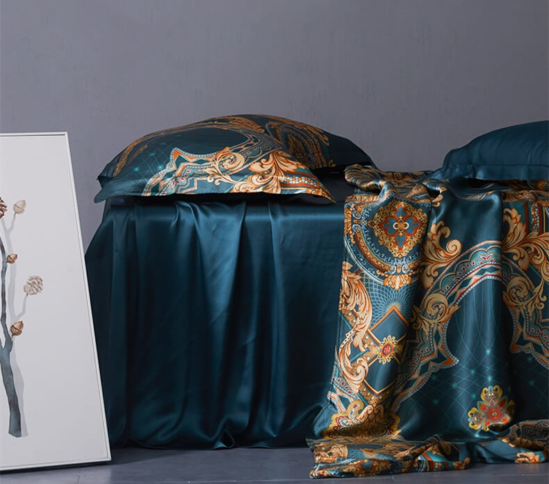 Where to buy real silk sheets